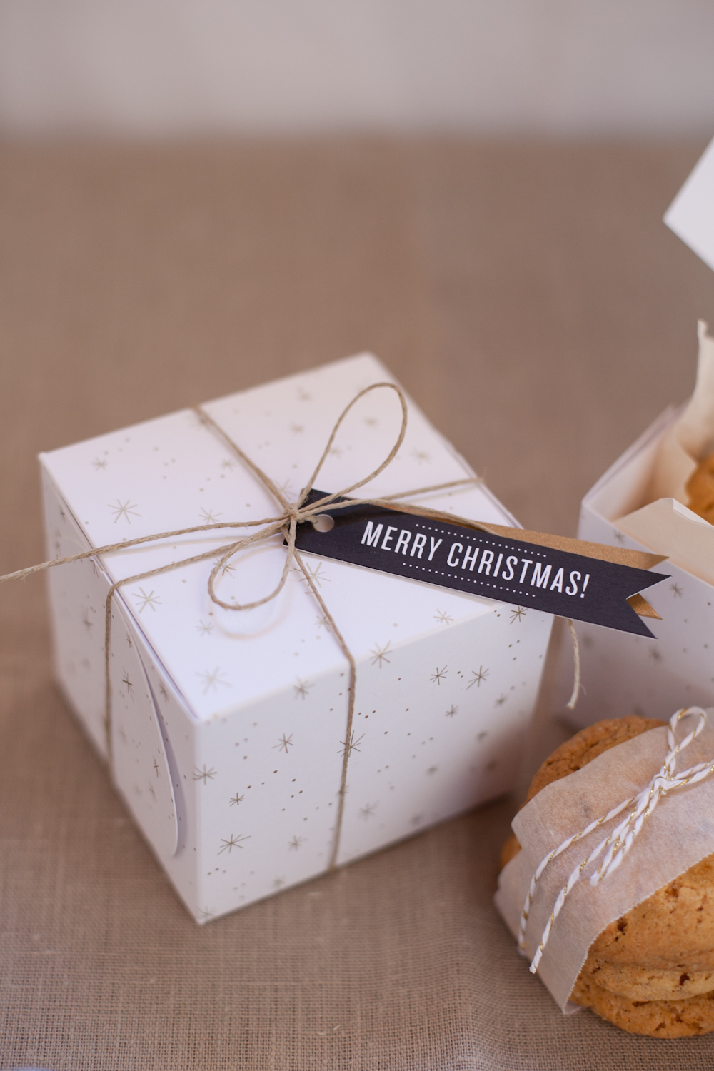 christmas gift packaging ideas - laura bravi events