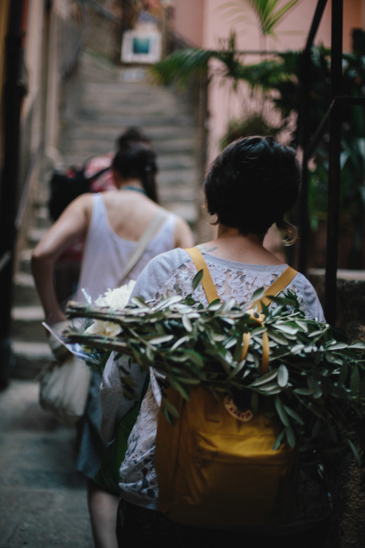Cinque Terre Elopement, Laura Bravi Events