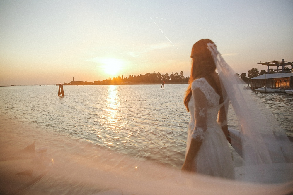 Torcello Venice wedding
