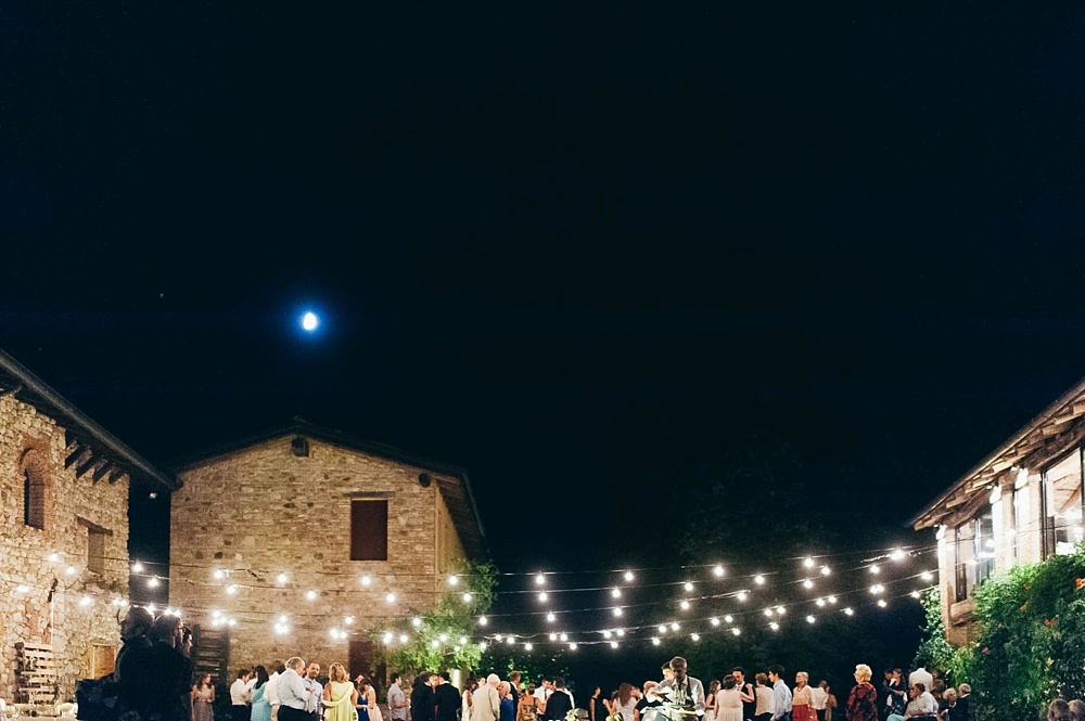 Bologna rustic chic wedding