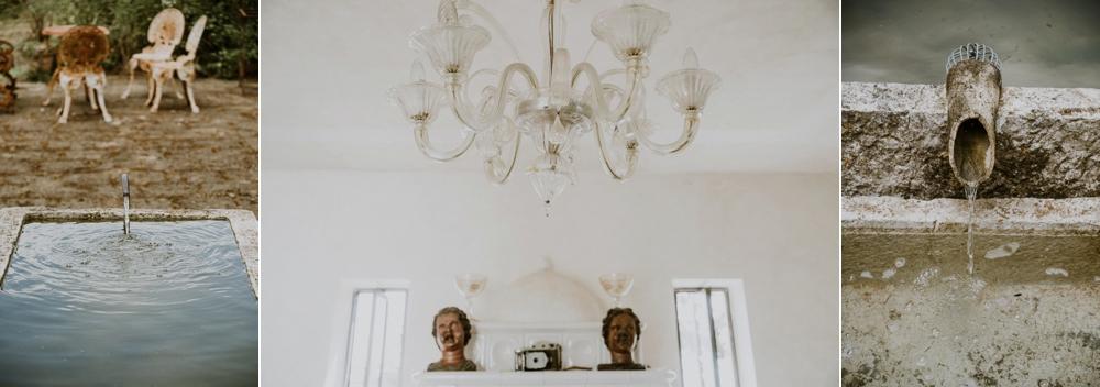 villa lina details