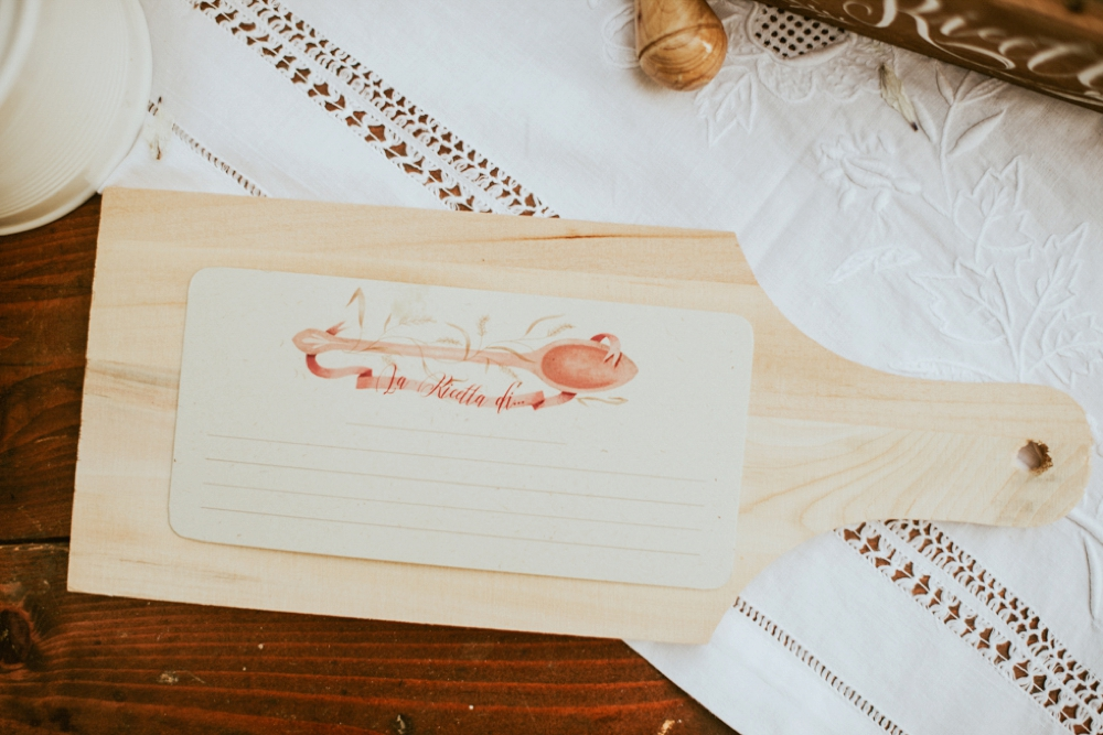 Rustic Foodie Italy Wedding -guestbook- Laura Bravi Events