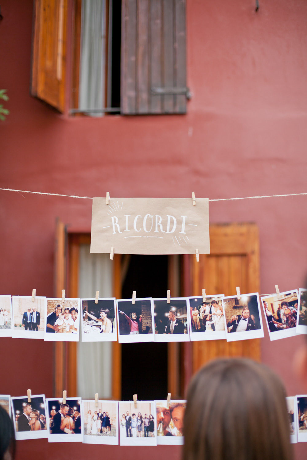 Bologna Intimate Wedding Anniversary - Laura Bravi Events