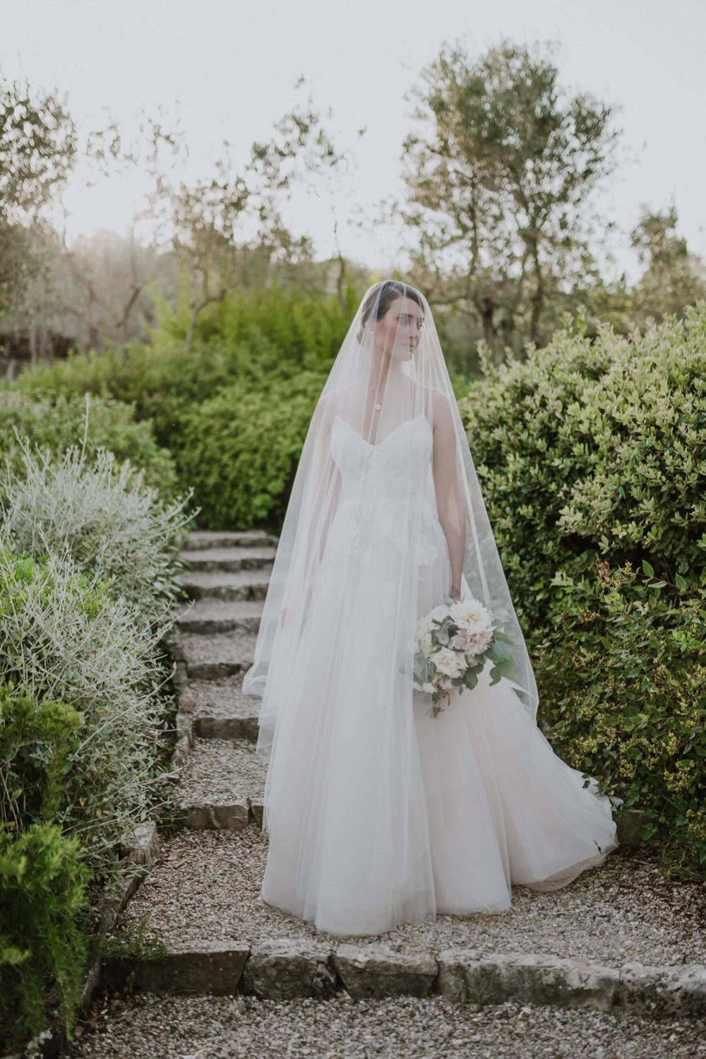 Romantic Jewish Wedding in Chianti Tuscany - Laura Bravi Events