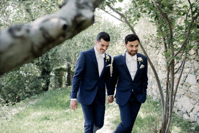 Gay Italy Wedding Laura Bravi Events