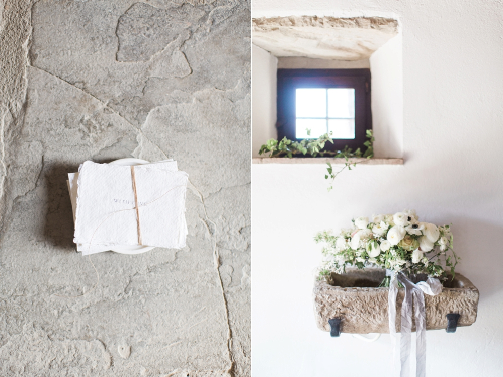 Tuscany intimate elopement