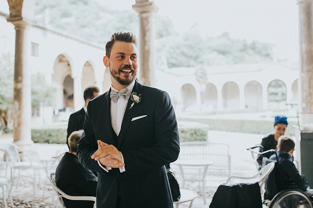 groom- Laura Bravi Events