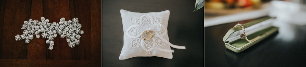 Veneto Villa Wedding - details