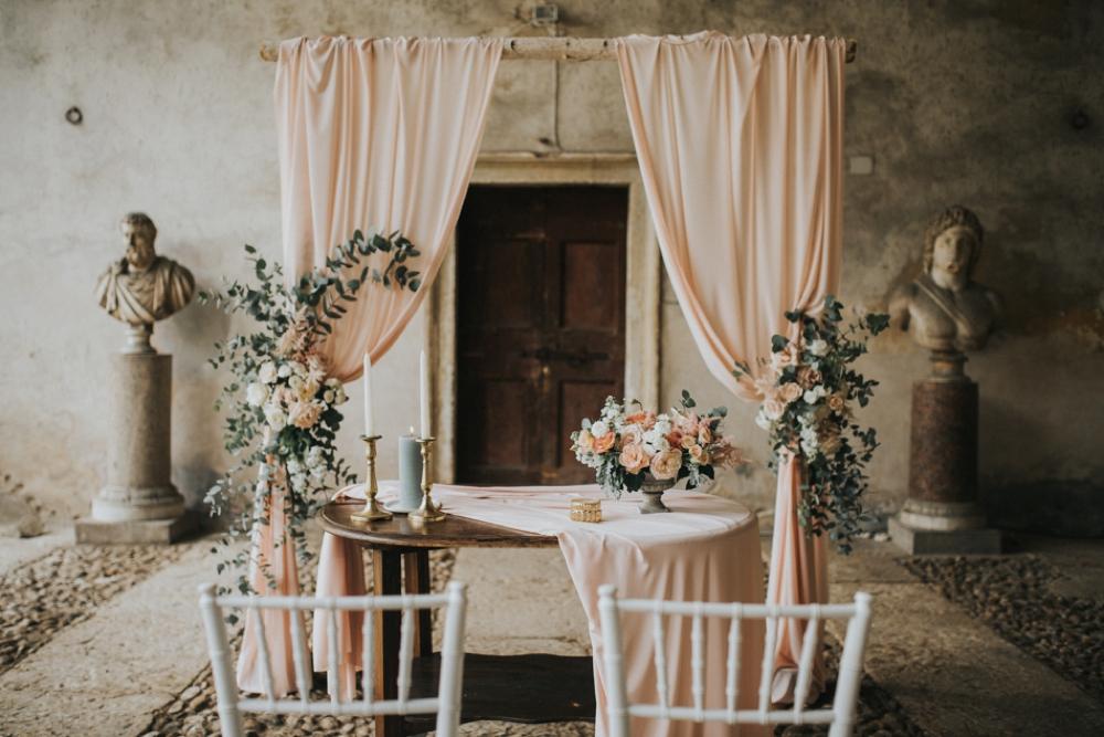 Veneto Villa Wedding - ceremony
