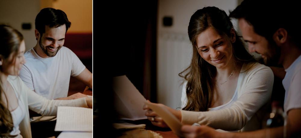 Certaldo - Romantic Elopement in Tuscany - Laura Bravi Events - Getting ready