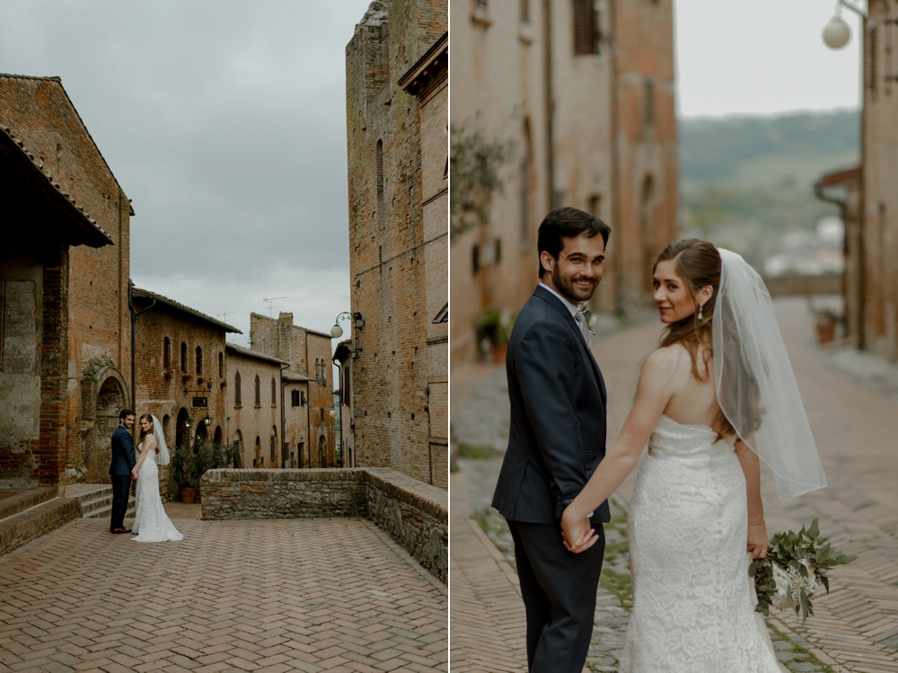 Certaldo wedding - Romantic Elopement in Tuscany - Laura Bravi Events
