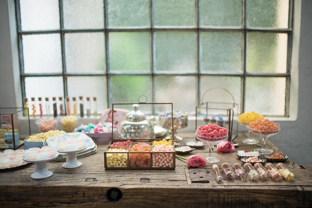 Pastiglie Leone candy buffet