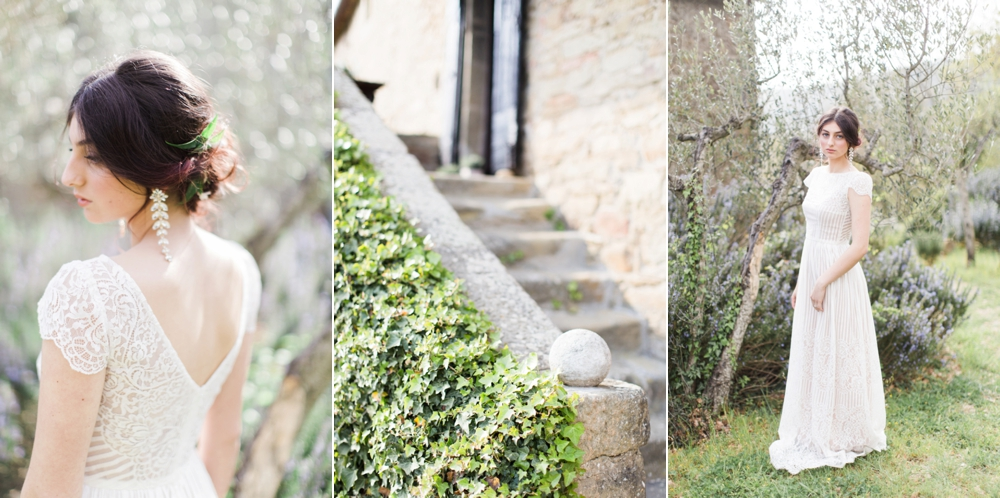 Tuscany intimate elopement venue