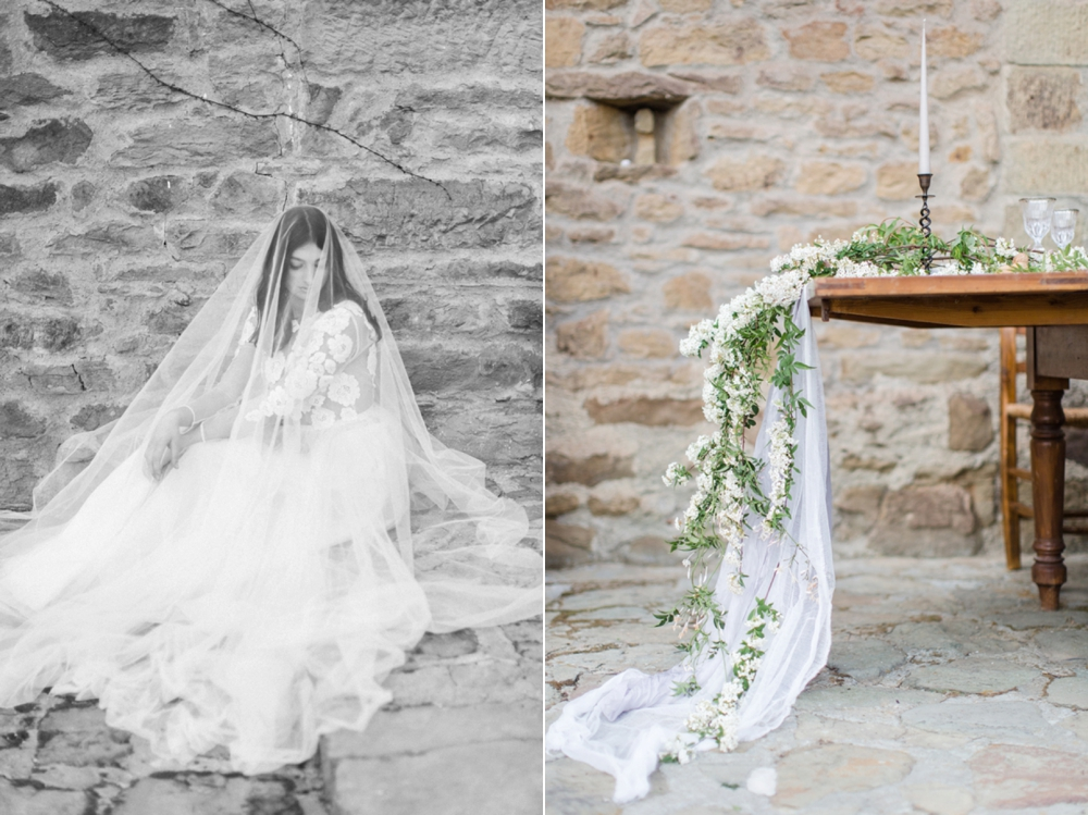 Tuscany intimate elopement planner
