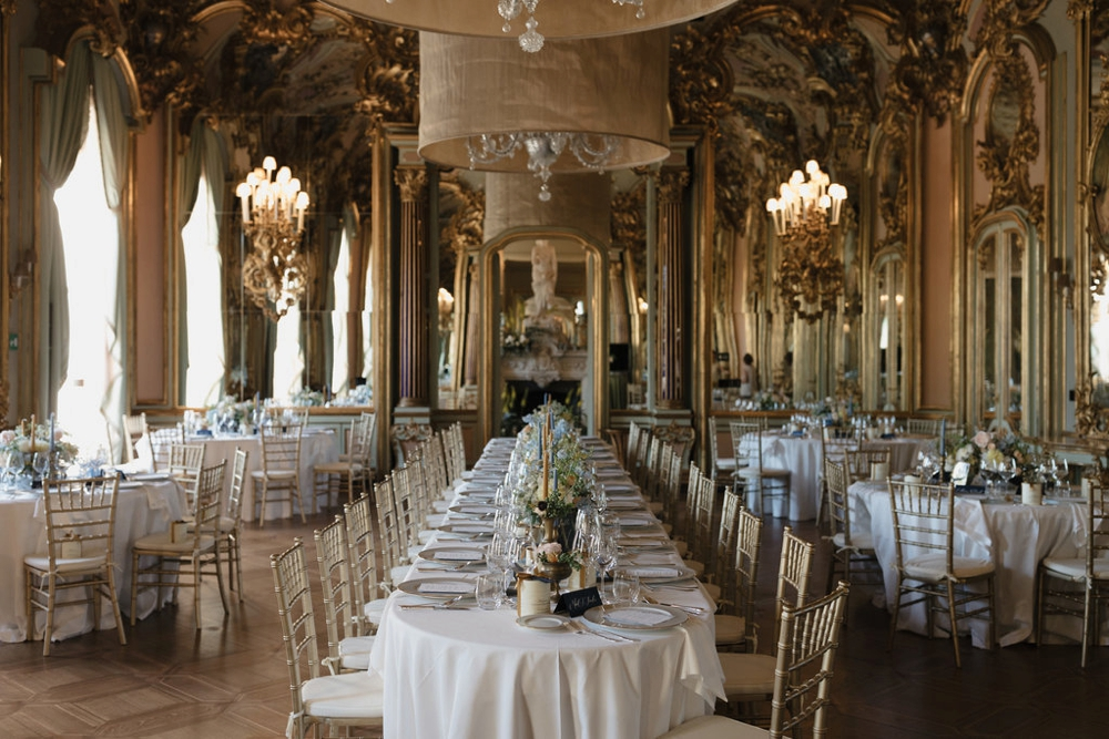 Florence wedding planner - Villa Cora Wedding