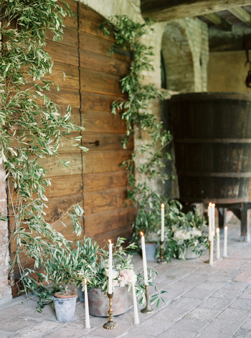 fine art wedding planner in Tuscany