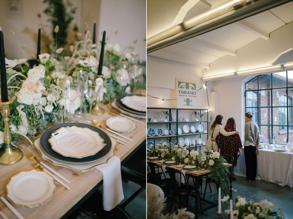 The Love Affair 2017 - Tableset Rentals
