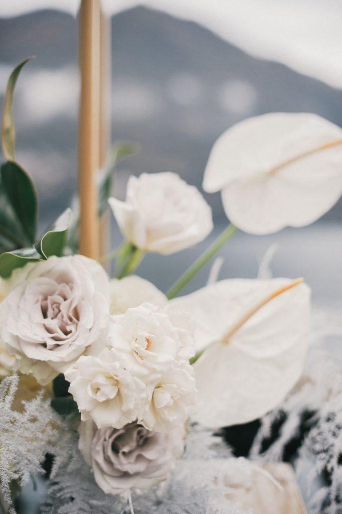 Villa Pizzo Wedding ceremony